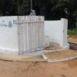 The Water Project: Lokomasama, Bompa, DEC Bompa Primary School -  Completed Well