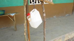 The Water Project:  Example Tippy Tap