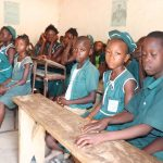The Water Project: Lokomasama, Bompa, DEC Bompa Primary School -  Students At The Training