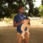 The Water Project: Lungi, Rotifunk, 1 Aminata Lane -  Diarrhea Doll