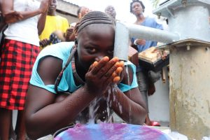 The Water Project:  Drinking From The Well