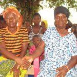 The Water Project: Lungi, Rotifunk, 1 Aminata Lane -  Handshaking Activity