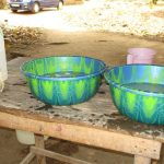 The Water Project: Lungi, Rotifunk, 1 Aminata Lane -  Handwashing Activity Center