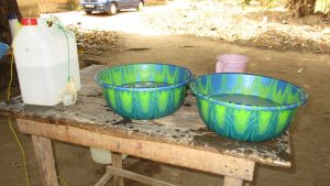 The Water Project:  Handwashing Activity Center