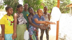 The Water Project:  Handwashing At The New Tippy Tap