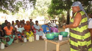 The Water Project:  Handwashing Discussion