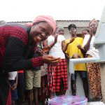 The Water Project: Lungi, Rotifunk, 1 Aminata Lane -  Happy Community Member