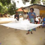 The Water Project: Lungi, Rotifunk, 1 Aminata Lane -  Mosquito Net