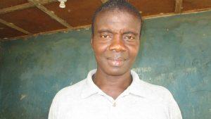 The Water Project:  Pastor Samuel Tucker