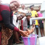 The Water Project: Lungi, Rotifunk, 1 Aminata Lane -  Reliable Water