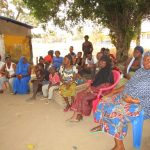The Water Project: Lungi, Rotifunk, 1 Aminata Lane -  Training Participants