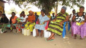 The Water Project:  Training Participants