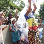 The Water Project: Lungi, Yaliba Village -  Celebrating