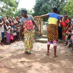 The Water Project: Lungi, Yaliba Village -  Dancing At The Dedication