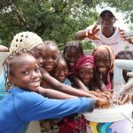 The Water Project: Lungi, Yaliba Village -  Kids Celebrate