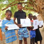 The Water Project: Lungi, Yaliba Village -  Training Materials