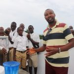 The Water Project: Lungi, Komkanda Memorial Secondary School -  Head Of District Council
