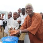 The Water Project: Lungi, Komkanda Memorial Secondary School -  School Chair