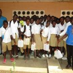 The Water Project: Lungi, Komkanda Memorial Secondary School -  Some Of The Training Participants