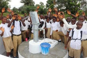 The Water Project:  Students Celebrate