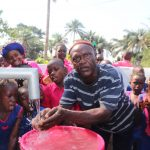 The Water Project: Lungi, Lungi Town, Holy Cross Primary School -  Chairman Of The Community Teacher Association Cta