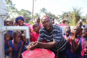 The Water Project:  Chairman Of The Community Teacher Association Cta
