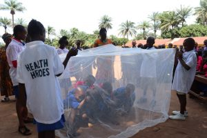 The Water Project:  Teaching About The Importance Of Mosquito Nets
