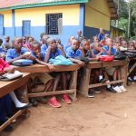 The Water Project: Lungi, Lungi Town, Holy Cross Primary School -  Training Participants