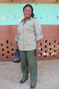 The Water Project:  Haja Kadijah Kamara Teacher