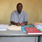 The Water Project: Sulaiman Memorial Academy Jr. Secondary School -  Amidu Mansaray School Vice Principal Jpg