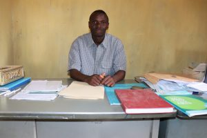 The Water Project:  Amidu Mansaray School Vice Principal Jpg