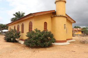The Water Project:  Mosque