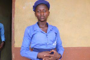 The Water Project:  Rugietu Mansaray School Head Girl