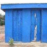 The Water Project: Sulaiman Memorial Academy Jr. Secondary School -  School Latrine