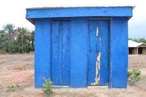 The Water Project:  School Latrine