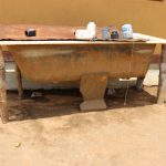The Water Project: Sulaiman Memorial Academy Jr. Secondary School -  Water Storage For Mosque