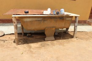 The Water Project:  Water Storage For Mosque