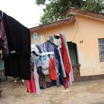 The Water Project: Lungi, Thomossoh, #24 Thullah Street -  Clothes Line