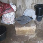The Water Project: Lungi, Thomossoh, #24 Thullah Street -  Inside Latrine