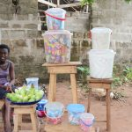 The Water Project: Lungi, Thomossoh, #24 Thullah Street -  Lady Doing Petty Trading