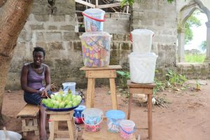 The Water Project:  Lady Doing Petty Trading