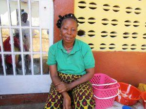 The Water Project:  Quote Kadiatu Bangura