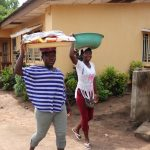 The Water Project: Lungi, Thomossoh, #24 Thullah Street -  Young Girls Selling Food Stuff For Domestic Use
