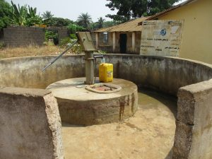 The Water Project:  Alternate Water Source