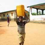 The Water Project: Lungi, Mahera, #5 MacAuley Street -  Carrying Water