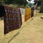 The Water Project: Lungi, Mahera, #5 MacAuley Street -  Clothesline