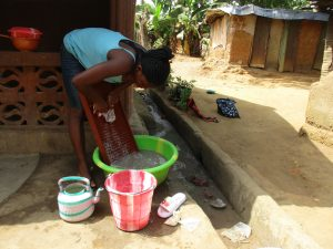 The Water Project:  Lady Laundering
