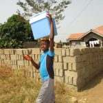 The Water Project: Lungi, Mahera, #5 MacAuley Street -  Young Boy Selling Cole Water