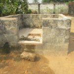 The Water Project: Lungi, Tardi, Khodeza Community School -  Main Well Inside The Proprietor Compound