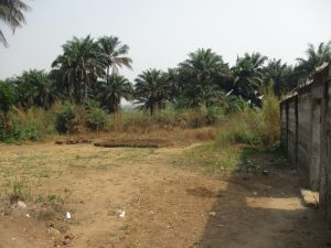 The Water Project:  School Area
